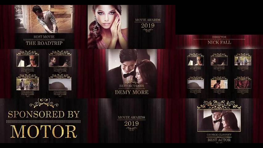 Awards Presentation Pack - After Effects Templates (VideoHive)