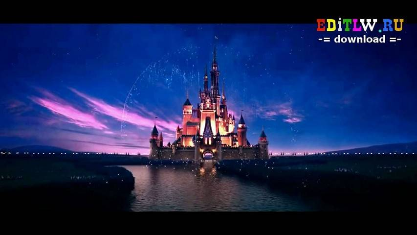 Disney video footage for Intro - Full HD 1920x1080