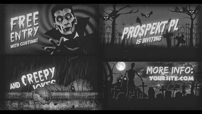 Halloween - After Effects Project [VideoHive 18148741]