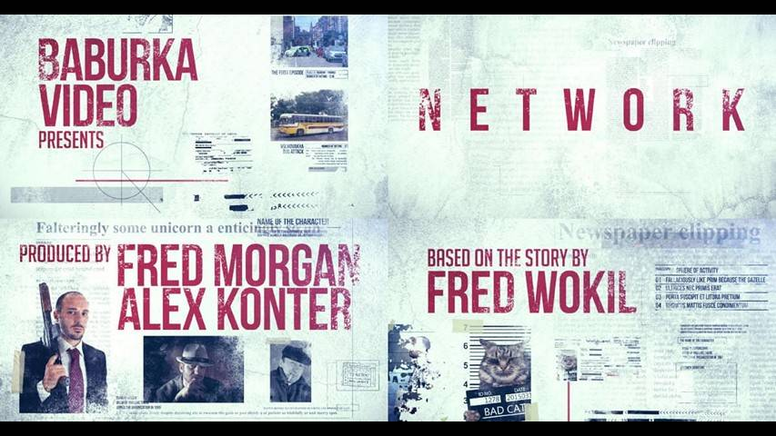 Production Documentary Reel | Network - AE Project [Videohive]