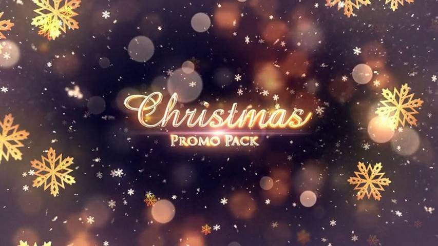 VideoHive: Christmas Promo Pack [AE Projects]