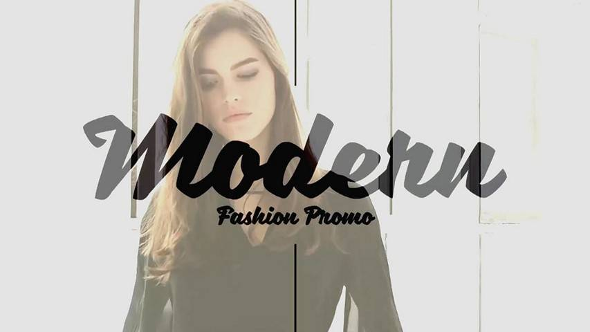 VideoHive: Fashion Promo - Free After Effects Project
